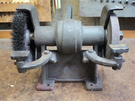 Rouge River Workshop A 6 Quot Bench Grinder Restoration