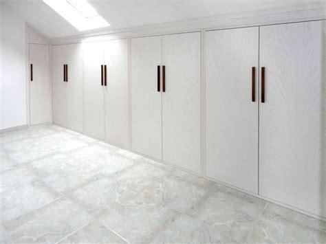 armadi da mansarda armadi per mansarde su misura falegnamerie design