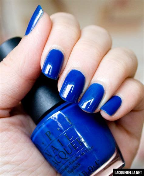 Opi Datting A Royal a colors and on