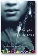 0007189885 purple hibiscus chimamanda ngozi adichie award winning nigeria novelist
