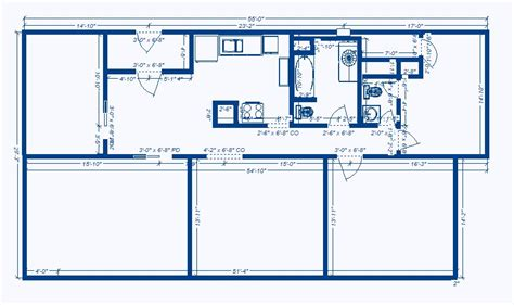 Pole Barn Floor Plans by Pole Barn Barn Plans Vip