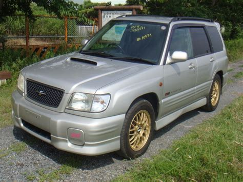 Subaru Sti 2000 by Subaru Forester S Tb Sti 2000 Used For Sale