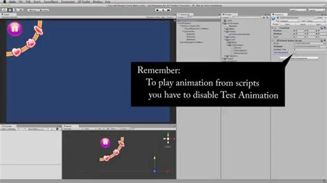 unity tutorial gui text unity tutorial gui animator for 2d toolkit how to