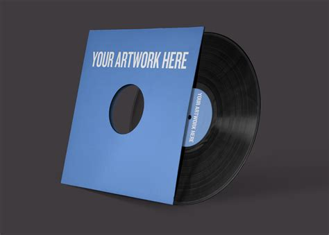 The Vinyl Record Mockup Templates Get An Upgrade Go Media 183 Creativity At Work Free Vinyl Record Template