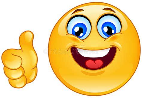 clipart faccine ok emoticon stock vector illustration of icon