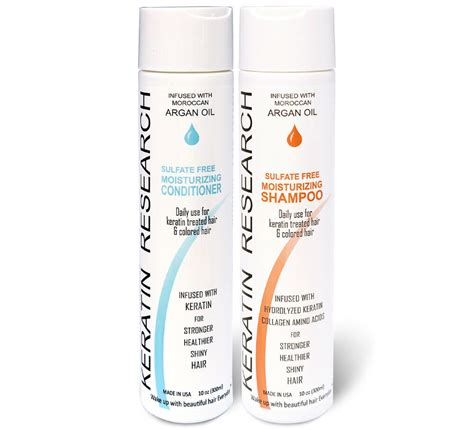 best sulfate free shoo for colored hair sulfate free shoo conditioner set for keratin hair