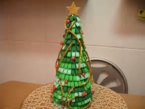 como hacer arbol de navidad con goma eva youtube