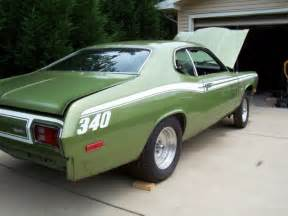 1973 plymouth duster 340 for sale 1973 plymouth duster 340 car for sale photos technical