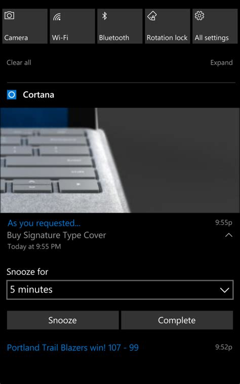microsoft mobile update the windows 10 mobile update is a meaty one