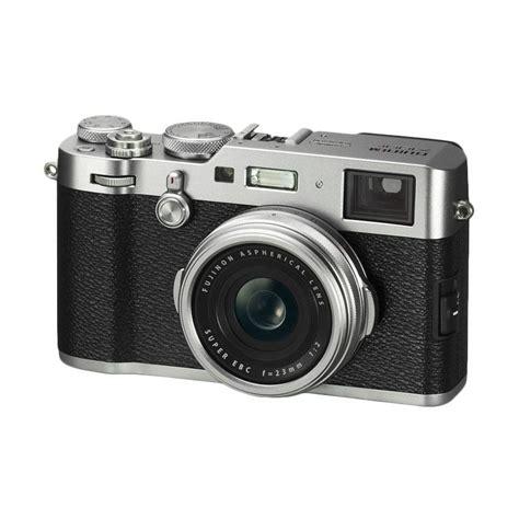 blibli kamera jual fujifilm x100f kamera mirrorles silver online