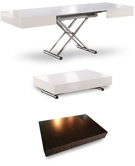 Coffee Table Converts To Dining Table Toronto by Toronto Extending Space Saver Furniture Expand Furniture