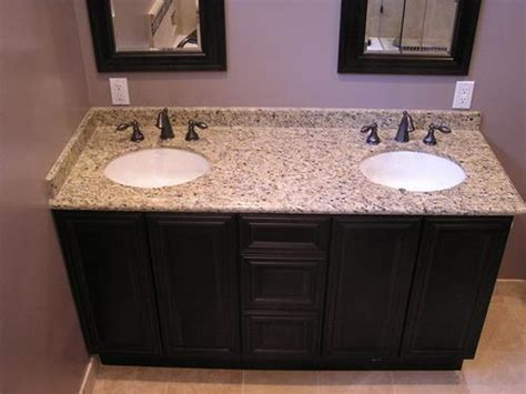 double bathroom sink countertop bathroom vanity ideas double sink bathroom with an