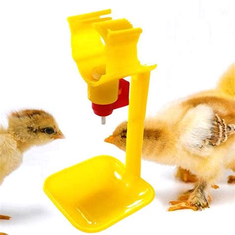 Alat Peternakan 10pcs Chicken Duck Hen In Poultry Water 2 10pcs poultry chicken hanging duck water drinker feeder with cup 664692156065 ebay
