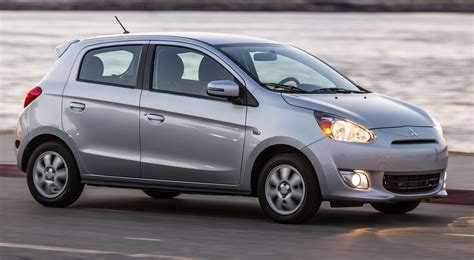 mirage mitsubishi 2015 2015 mitsubishi mirage review cargurus