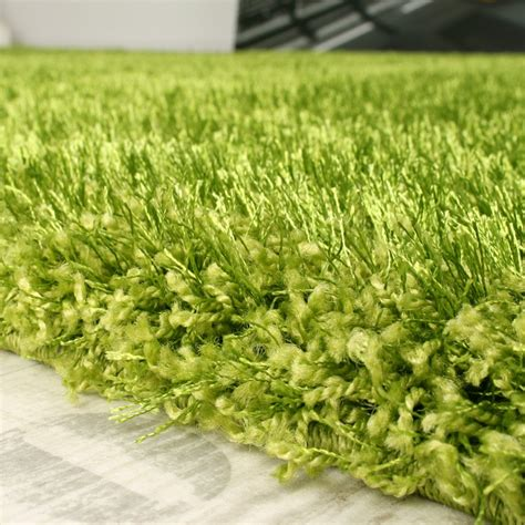 uni teppiche shaggy teppich hochflor langflor leicht meliert qualitativ