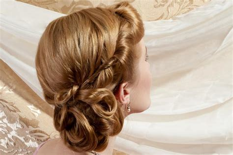 Vintage Bridal Hair 2013 by Wedding Hair Trends 2013 Wedding Hair Looks