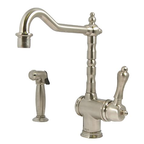 jado victorian kitchen faucet jado 850 860 355 victorian kitchen sink faucet side spray