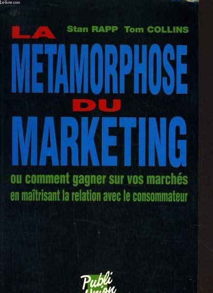 Maxi Marketing By Stan Rapp Tom Collins sciences sociales marelibri
