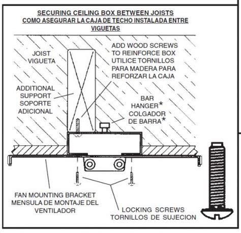 ceiling fan mounting plate re installing ceiling fan plaster and lath drywall