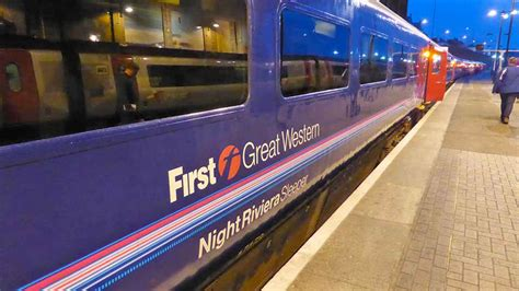 Sleeper Rail by Rail Travellers Set To Benefit From Sleeper Upgrades