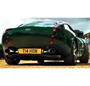TVR Typhon  BURNOUT Revs And Sounds One Of The Rarest Cars In