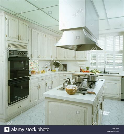 modern kitchen extractor fans modren white kitchen extractor fan above oven in modern