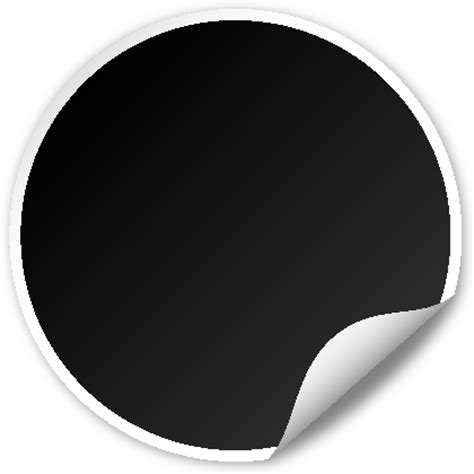 Circle Black black circle icon www pixshark images galleries