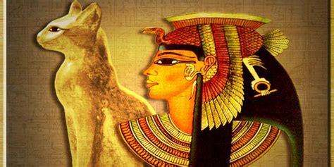 imagenes egipcias de gatos los gatos en el antiguo egipto canal de misterio