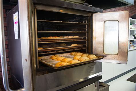Commercial Restaurant Kitchen Design by File Cornish Pasties In The Oven Jpg
