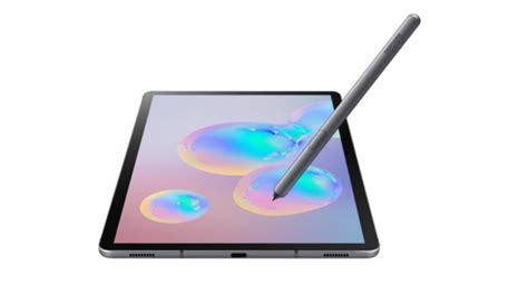 Samsung Galaxy Tab S6 Event by Samsung Announces Galaxy Tab S6 Tablet Mobile News