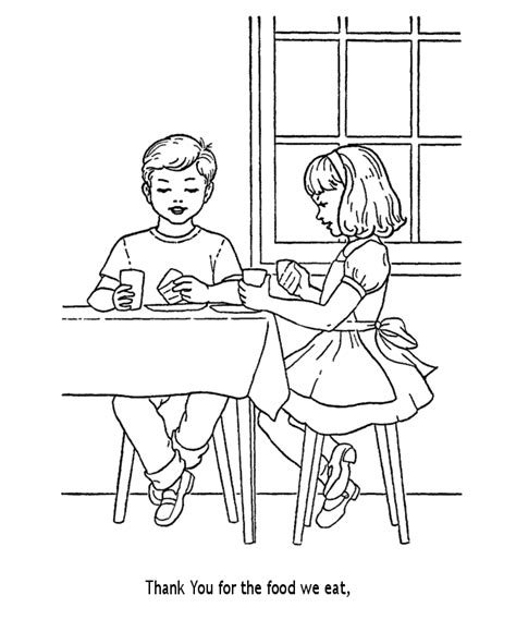 Feed Class Colouring Pages Sunday School Lessons Coloring Pages