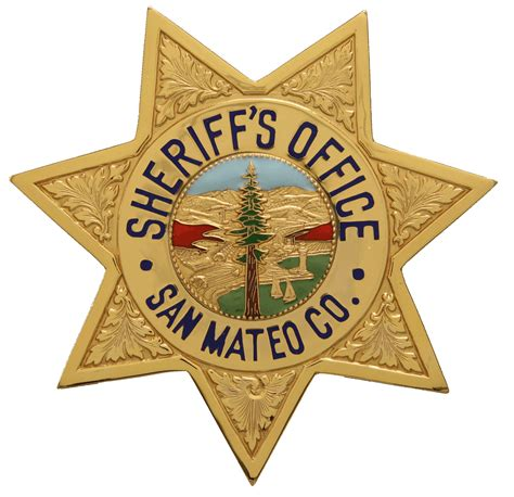 San Mateo County Sheriff Arrest Records Crimegraphics