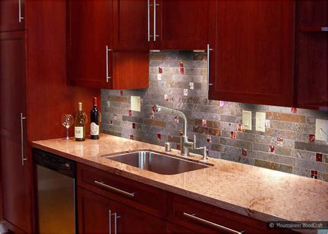 kitchen backsplash ideas dark cherry cabinets inspiration ideas kitchen backsplash cherry cabinets black