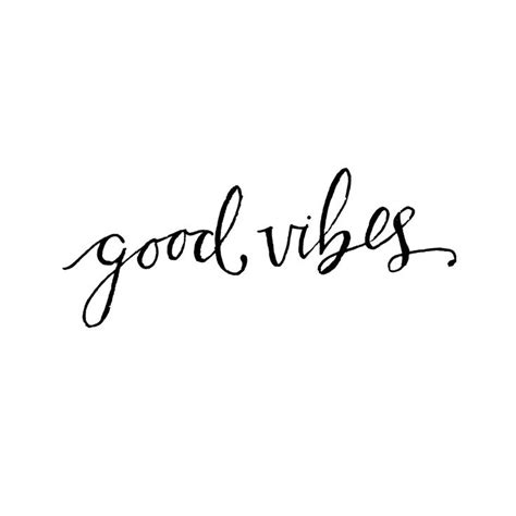 good vibes tattoo top 25 best vibes ideas on