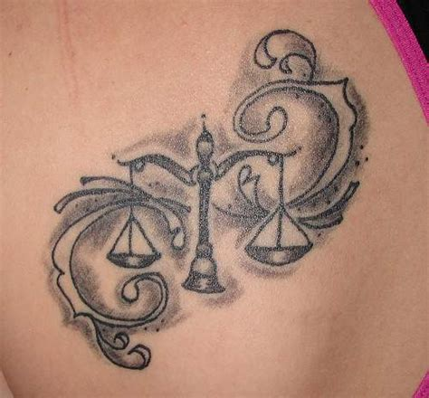 libra scales tattoo designs libra gt gt tribal libra tattoos apik bagus