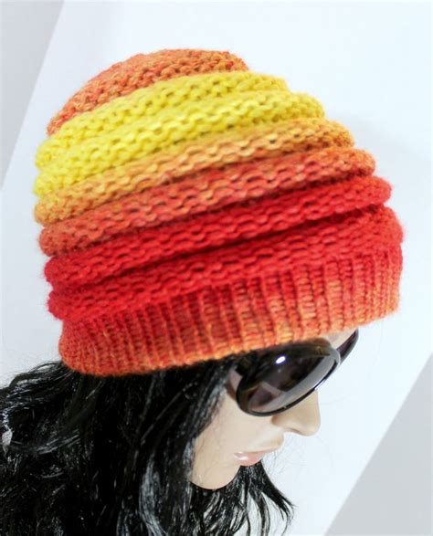 how to knit a hat 17 best ideas about knit hat patterns on knit