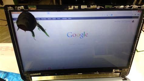 replace  broken laptop screen youtube