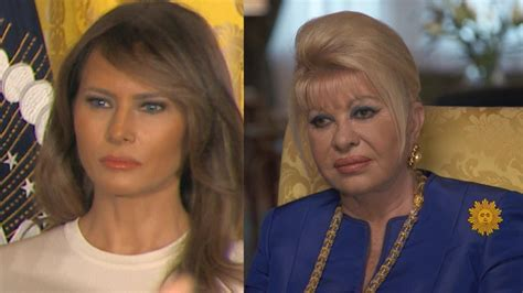 donald trump first wife donald trump 1st wife ivanka roasts melania as first lady