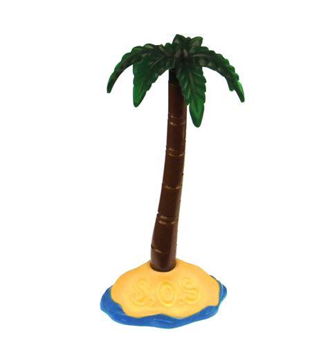 s o s desert island palm tree desk pen pink cat shop