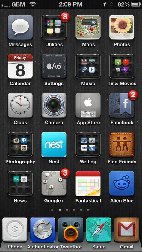 nice themes for iphone 6 best cydia themes ios 6 winterboard themes for the iphone