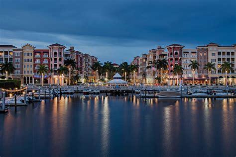 Naples Fl Bayfront Of Naples Naples Florida