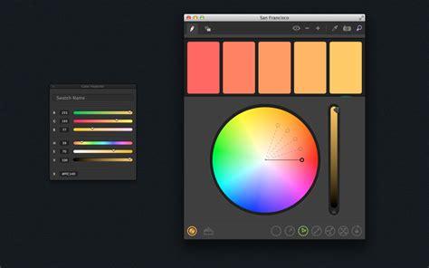 Spectrum App For Designing Color Schemes Colors App