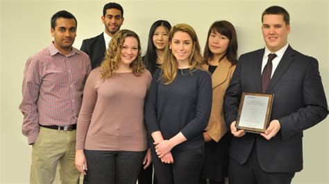 Deloitte Mba Sponsership by Lebow Students Place Second In Deloitte Competition