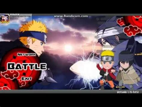 download game naruto over crazy mod naruto shippuden senki over crazy youtube