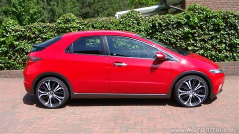 Auto Tieferlegen Vorteile by Tieferlegung Civic 1 8 Sport Fk2 Honda Civic 8 9