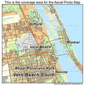 vero florida map aerial photography map of vero fl florida
