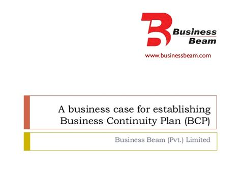 For Business 1 Rachmell Vazokiray Limited a business for establishing bcp