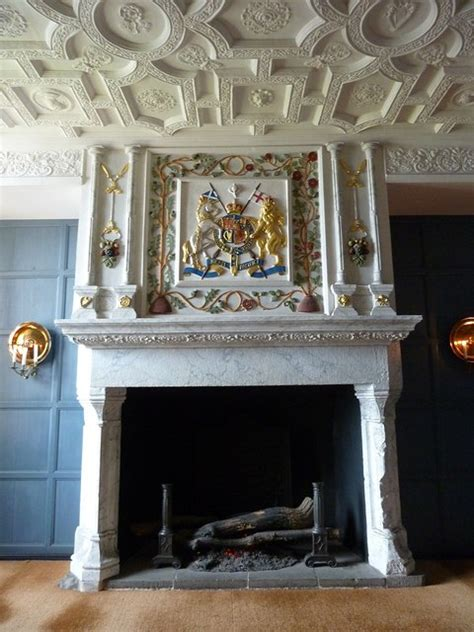 edinburgh castle fireplace in royal 169 rob farrow