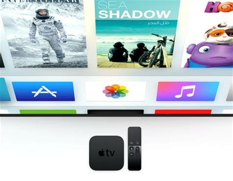 Apple Tv 3rd Generation Md199 apple tv box 64gb black price review and buy in dubai