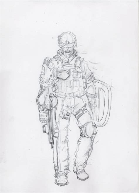 ghost recon coloring pages ghost recon online assault by djc142 on deviantart